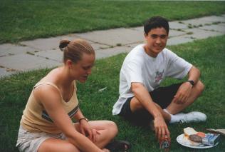 Freshman BBQ 2002